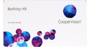 Biofinity Xr Sphere - Monthly - 6PK