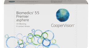 Biomedics 55 Uv Premier - 2 Weeks - 6PK