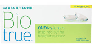 Biotrue One Day For Presbyopia  - Daily - 30PK