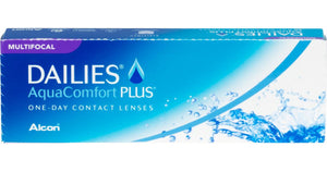 Dailies Aqua Comfort Plus Multifocal - Daily - 30PK