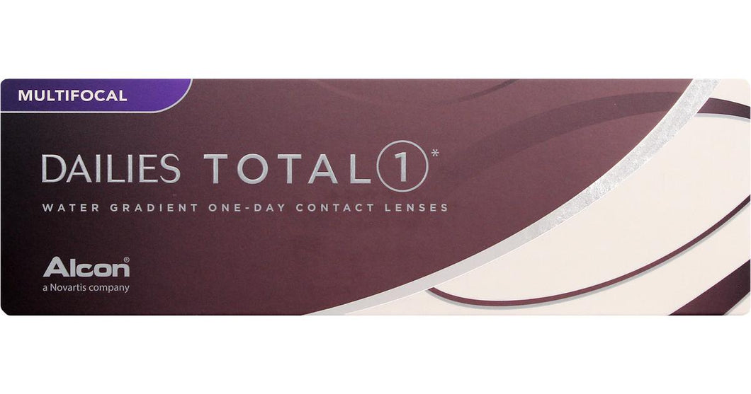 Dailies Total 1 Multifocal - Daily - 30PK