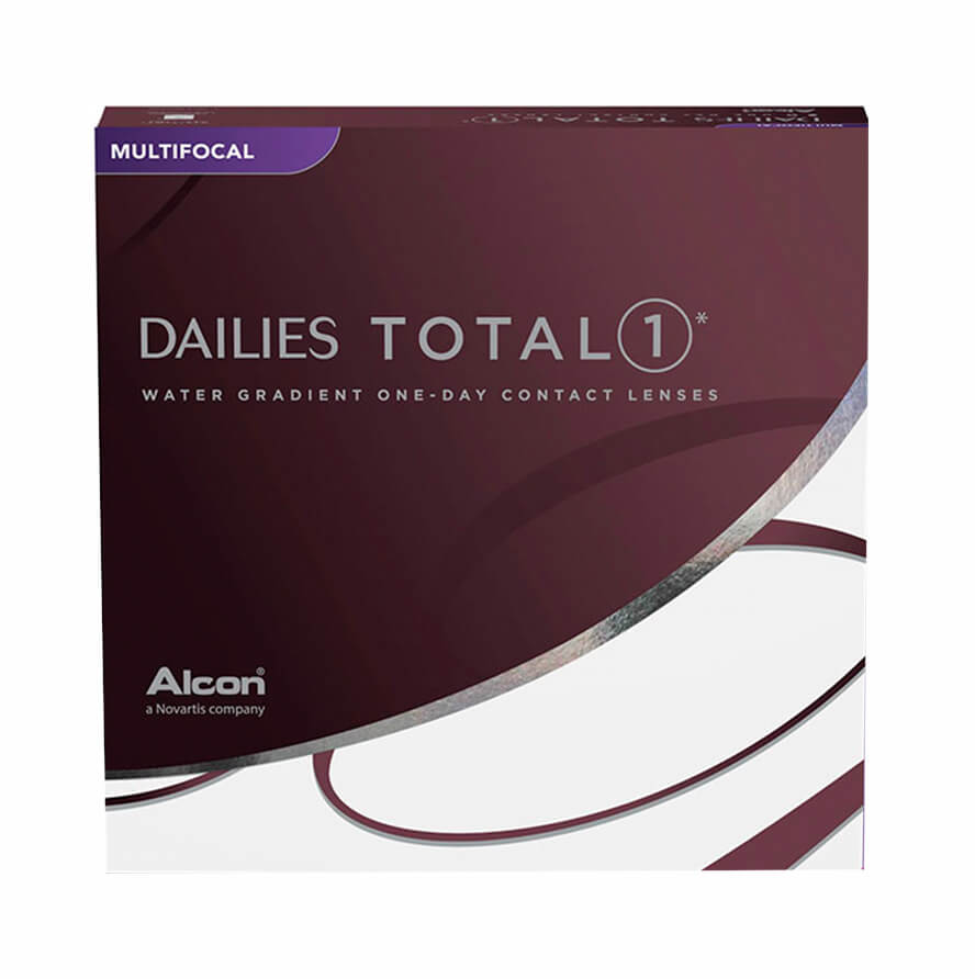 Dailies Total 1 Multifocal - Daily - 90PK