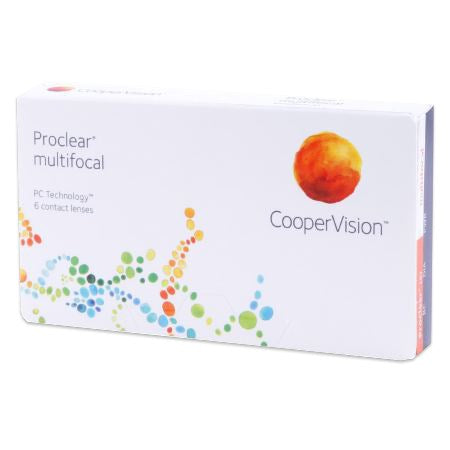 Proclear Multifocal N - Monthly - 6PK