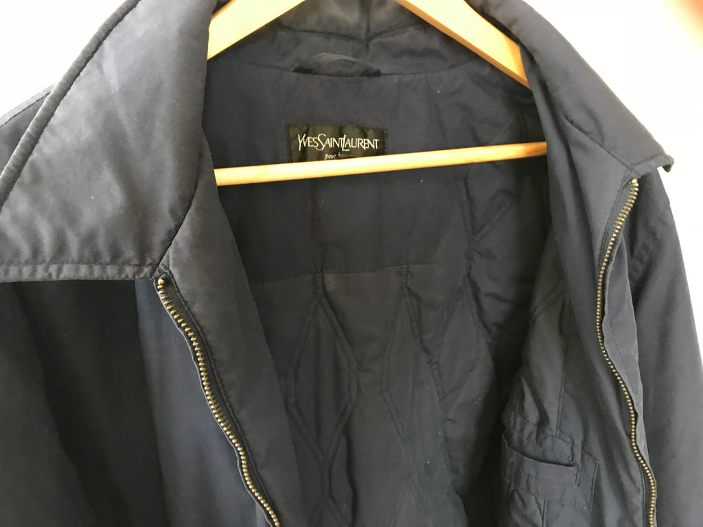 YSL Harrison Jacket - Navy - XL