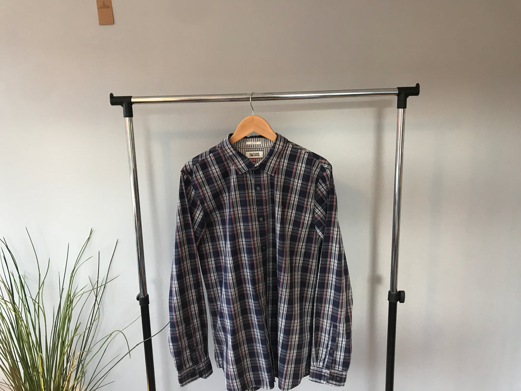 Tommy Hilfiger Flannel Shirt - XL