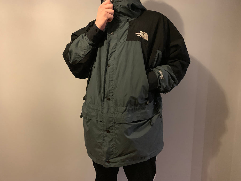 The North Face Gore-Tex Summit Series - Green - XXL - Vintage Society