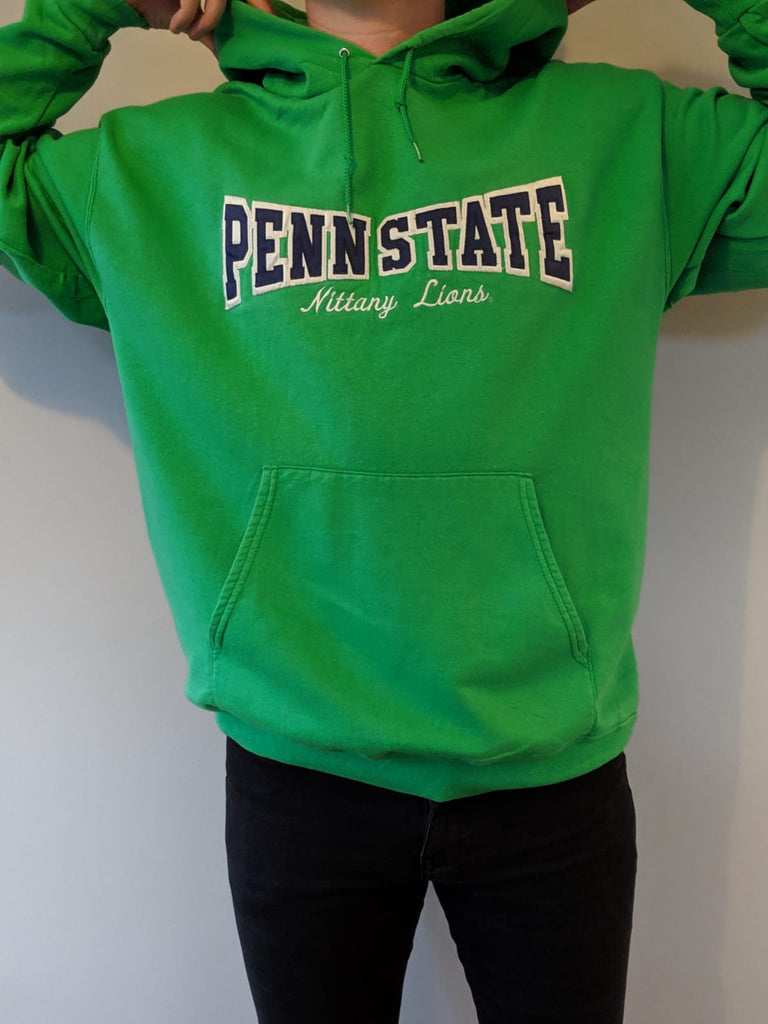Champion Penn State Nittany Lions Hoodie - Green - XL