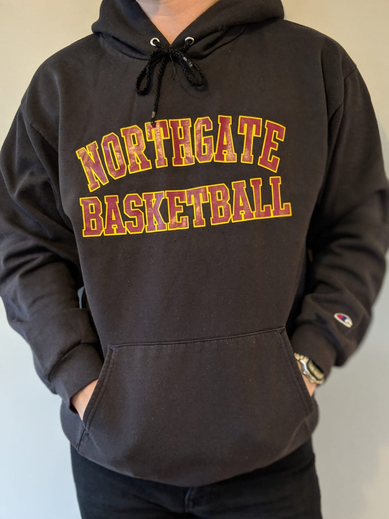 Champion Northgate Basketball Hoodie - Large