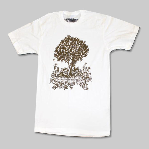 Trees Natural T-Shirt