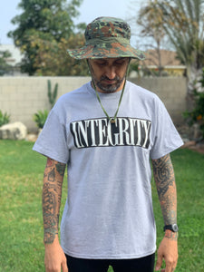 "Integrity ""ghost"" heather gray shirt /14"
