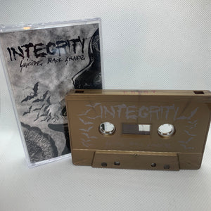 "Integrity ""suicide black snake"" gold tape /25"