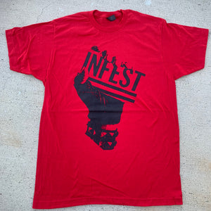 """In-fist"" red"
