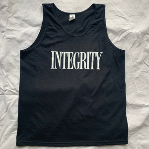 "Integrity ""ghost"" tank top"