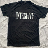 "Integrity ""ghost"" black shirt /12"