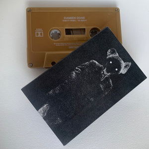 "Damien Done ""To Night"" cassingle gold /25"