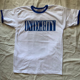 "Integrity ""ghost"" blue ringer /6"