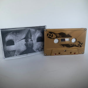 "Integrity ""Seasons In The Size Of Days"" gold cassette /25"