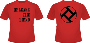 "Integrity ""Release The Fiend"" shirt"