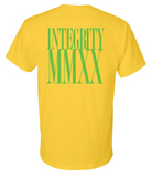 "Integrity ""MMXX"" shirt (Slime Ball)"