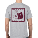 "Four Walls Falling ""benefit"" shirt"
