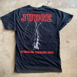 "Judge ""storming through 2016"" medium shirt"