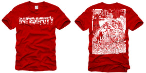 "Integrity ""HITD mansoneyes"" red shirt"