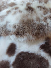 Load image into Gallery viewer, Naturally Spotty Sheepskin - Barnscroft.com