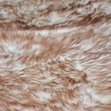 Load image into Gallery viewer, Brown Tipped Sheepskin Single and Double - Barnscroft.com