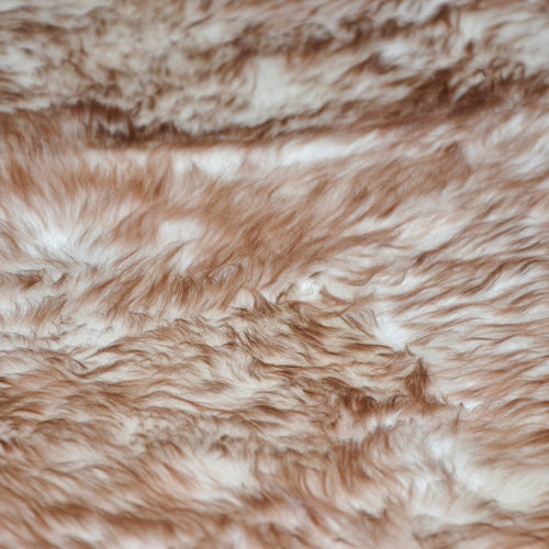 Brown Tipped Sheepskin Single and Double - Barnscroft.com