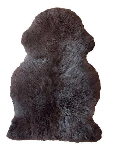 Naturally Dark Sheepskin - Barnscroft.com