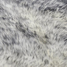 Load image into Gallery viewer, Grey Tipped Sheepskin Single and Double - Barnscroft.com