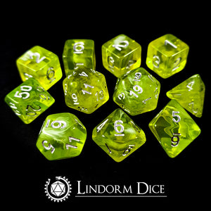Lindorm - Fen-Fire (11pc RPG set)