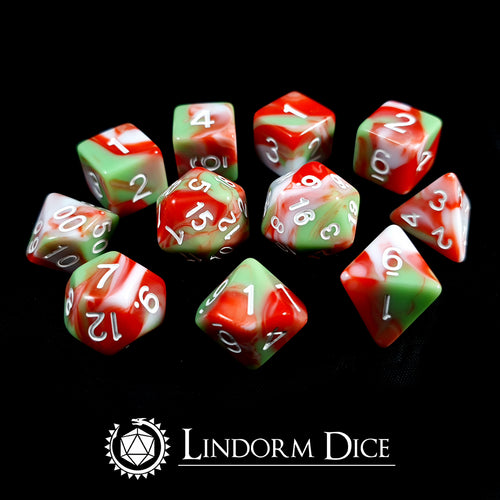 Lindorm - Blot (11pc RPG set)