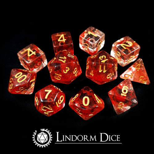 Lindorm - Bloodrune (11pc RPG set)