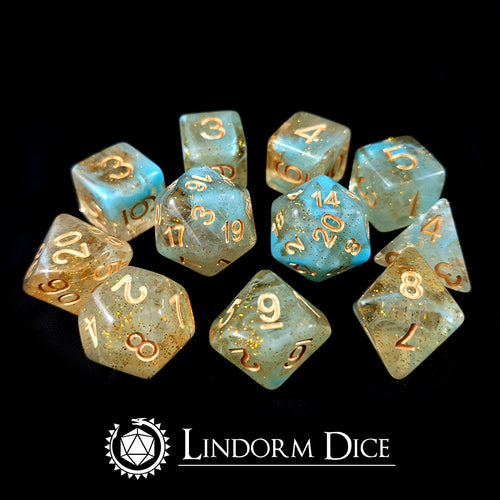 Lindorm - Njord (11pc RPG set)