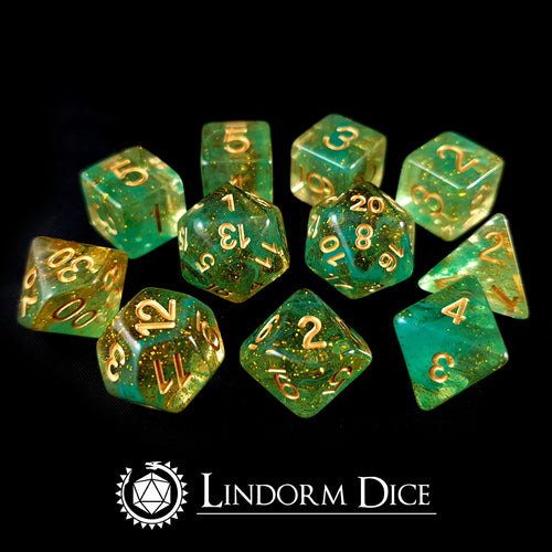 Lindorm - Loki (11pc RPG set)