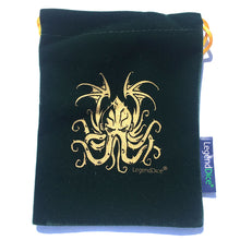 Load image into Gallery viewer, Cthulhu Dice Bags -  RPG Dice Set, CritKit