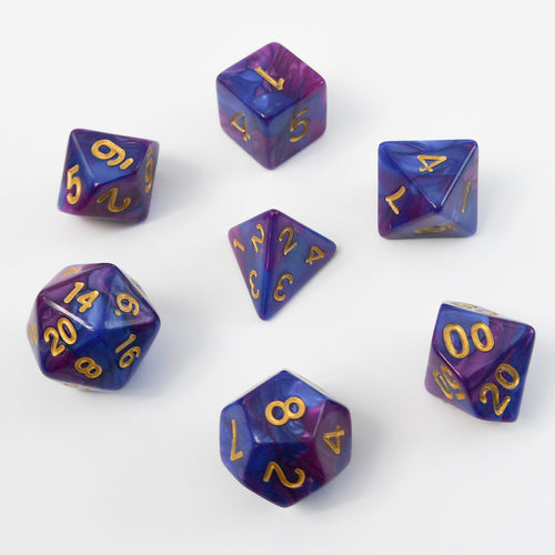 Mage Fog -  RPG Dice Set, CritKit