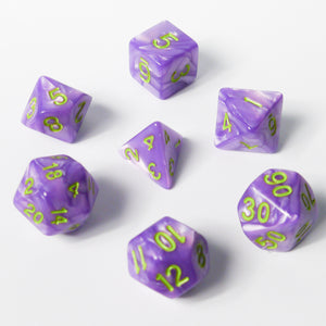 Malison Tears -  RPG Dice Set, CritKit