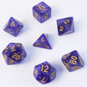 Lich's Brew -  RPG Dice Set, CritKit