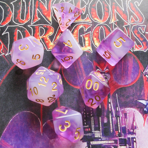 Healing Brew -  RPG Dice Set, CritKit