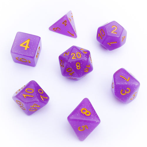 Spectral Light -  RPG Dice Set, CritKit