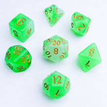 Load image into Gallery viewer, Emerald Gate -  RPG Dice Set, CritKit