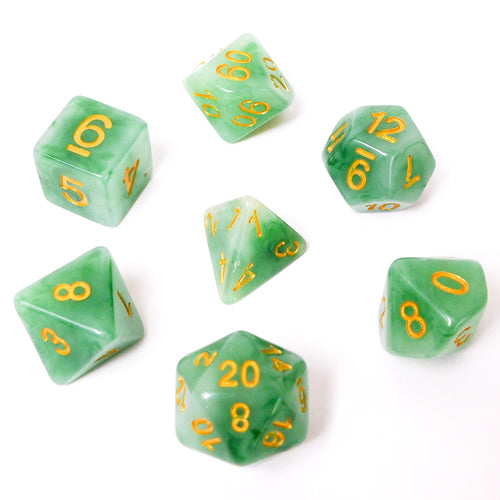 Druid Stone -  RPG Dice Set, CritKit