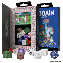 Load image into Gallery viewer, Moomin Dice Set - Q-Workshop