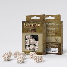 Load image into Gallery viewer, Pathfinder Return of the Runelords - Q-Workshop -  RPG Dice Set, CritKit