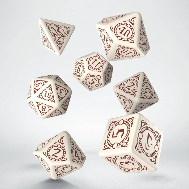 Pathfinder Return of the Runelords - Q-Workshop -  RPG Dice Set, CritKit