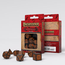 Load image into Gallery viewer, Hell's Vengeance - Q-Workshop -  RPG Dice Set, CritKit