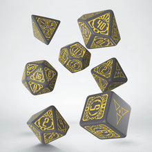 Load image into Gallery viewer, Starfinder Threefold Conspiracy - Q-Workshop -  RPG Dice Set, CritKit