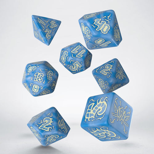Starfinder Attack of The Swarm - Q-Workshop -  RPG Dice Set, CritKit